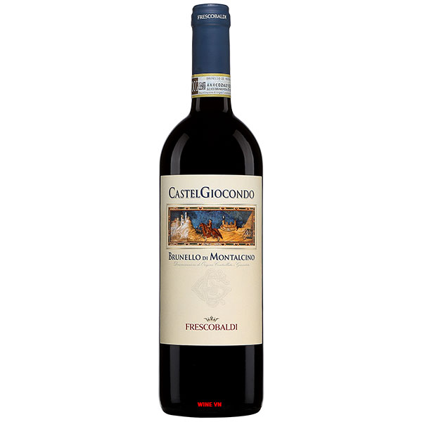 Rượu Vang Frescobaldi Castelgiocondo Brunello Di Montalcino