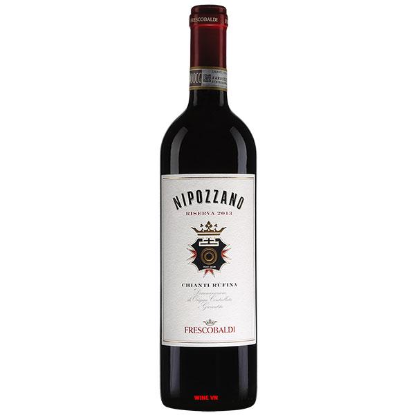 Rượu Vang Frescobaldi Nipozzano Riserva