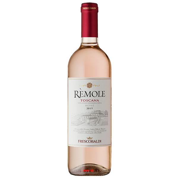 Rượu Vang Frescobaldi Remole Toscana Rose