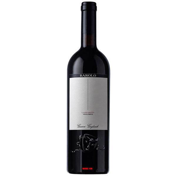 Rượu Vang Gianni Gagliardo Barolo Lazzarito Vigna Preve