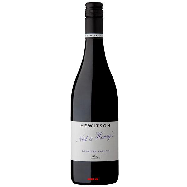 Rượu Vang Hewitson Ned & Henry's Shiraz