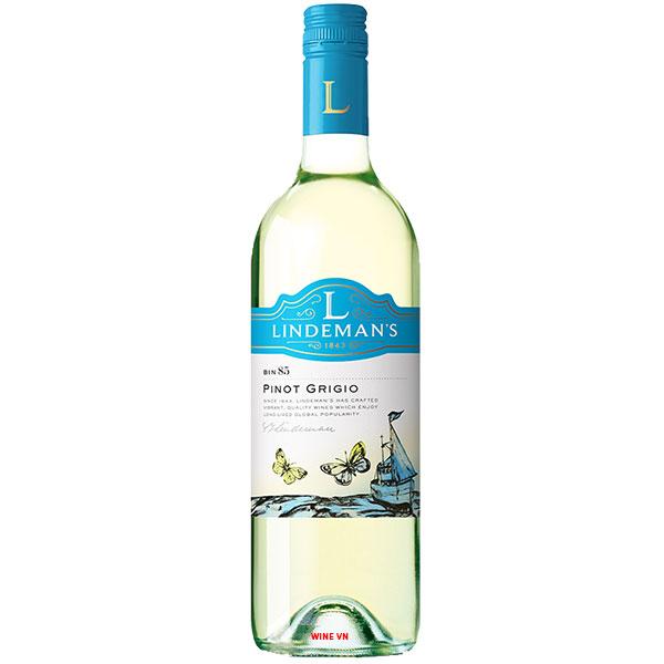Rượu Vang Lindeman's Bin 85 Pinot Grigio