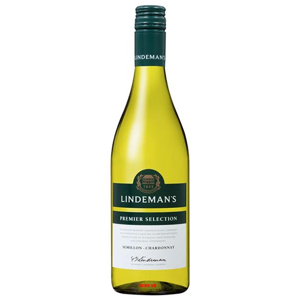 Rượu Vang Lindeman's Premier Selection Semillon Chardonnay