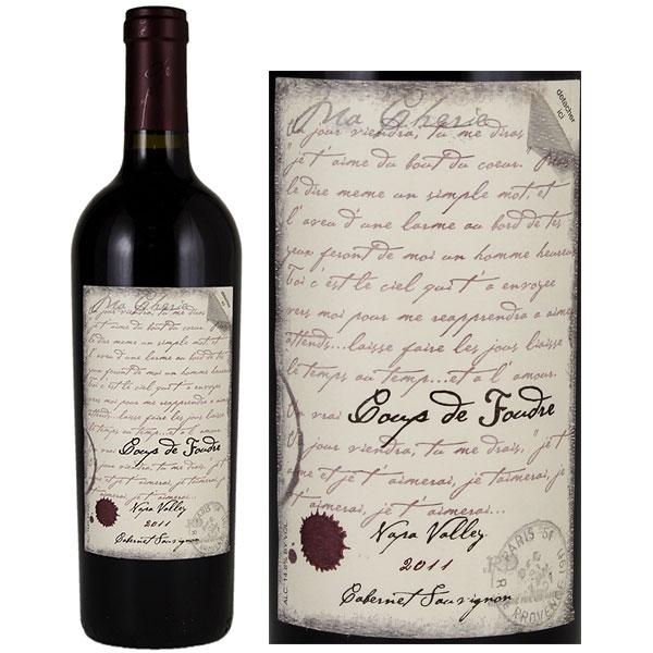 Rượu Vang Mỹ Coup De Foudre Napa Valley