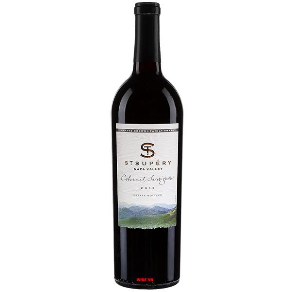 Rượu Vang Mỹ ST Supery Cabernet Sauvignon