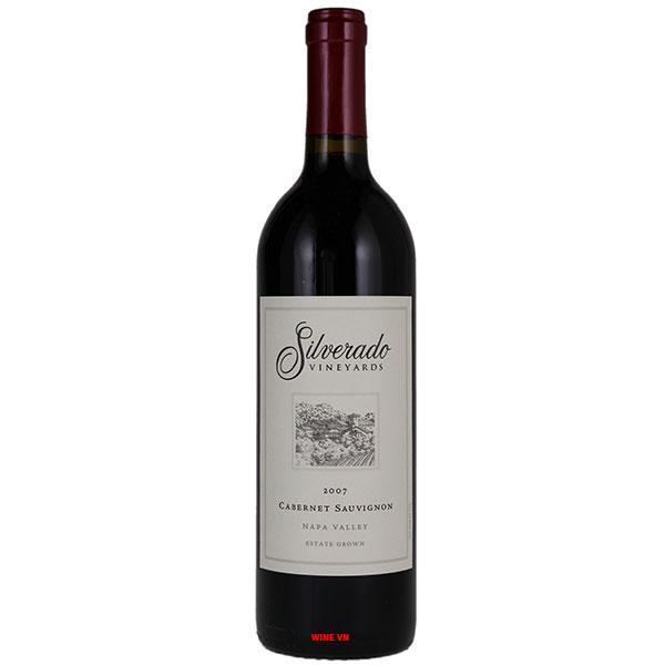 Rượu Vang Mỹ Silverado Cabernet Sauvignon
