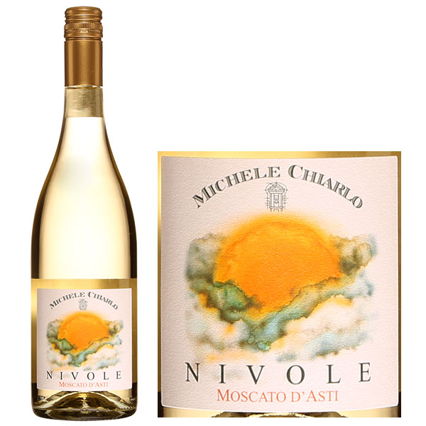 Rượu Vang Michele Chiarlo Nivole Moscato D'Asti