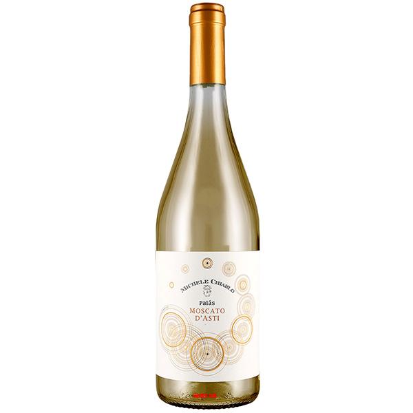 Rượu Vang Michele Chiarlo Palás Moscato D'Asti
