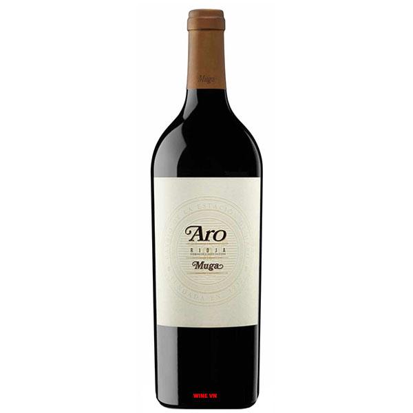 Rượu Vang Muga Aro Rioja