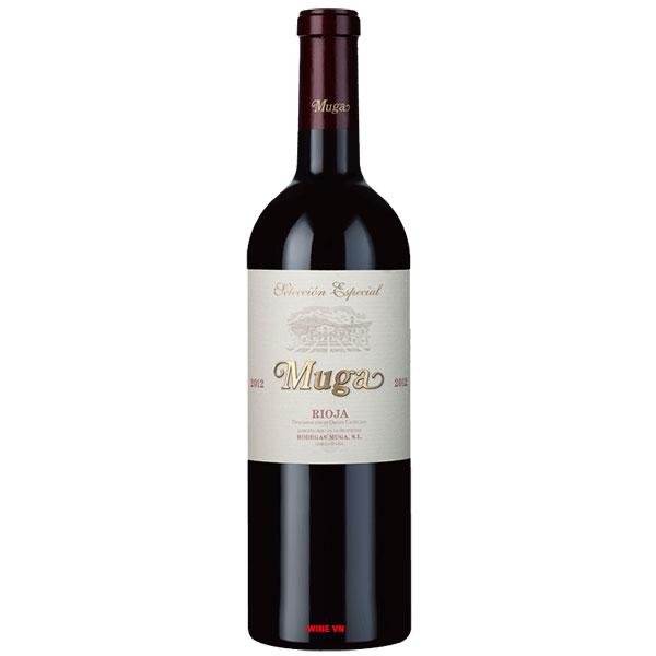 Rượu Vang Muga Selección Especial Rioja