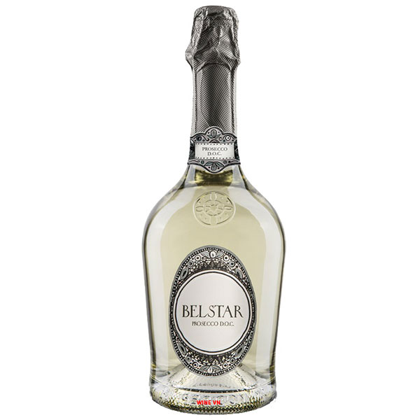 Rượu Vang Nổ Bisol BelStar Prosecco DOC