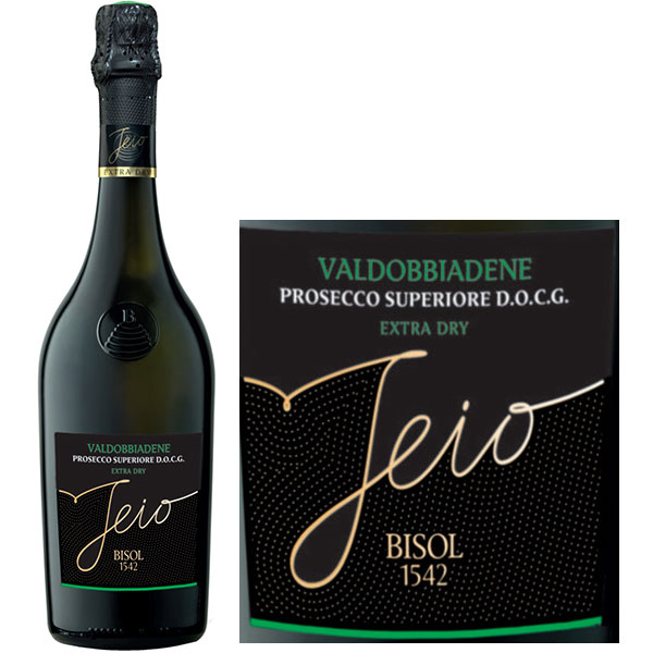 Rượu Vang Nổ Bisol Jeio Valdobbiadene