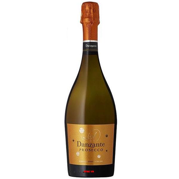 Rượu Vang Nổ Danzante Prosecco