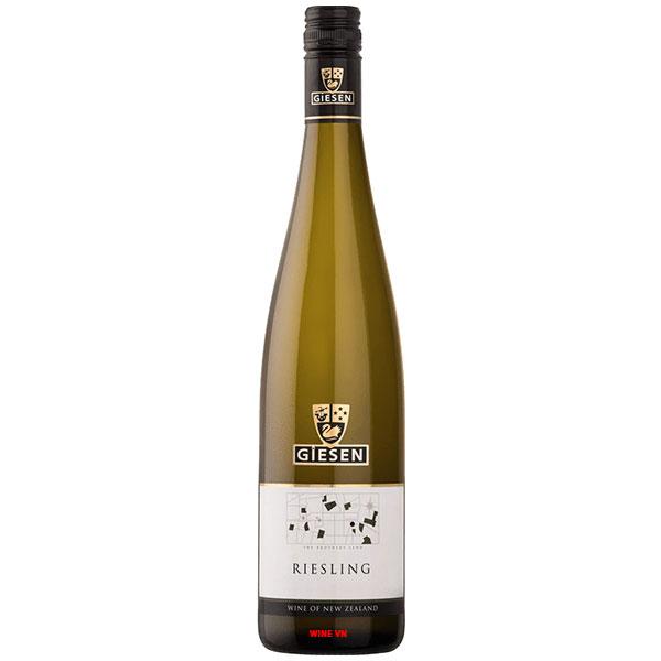 Rượu Vang New Zealand Giesen Riesling