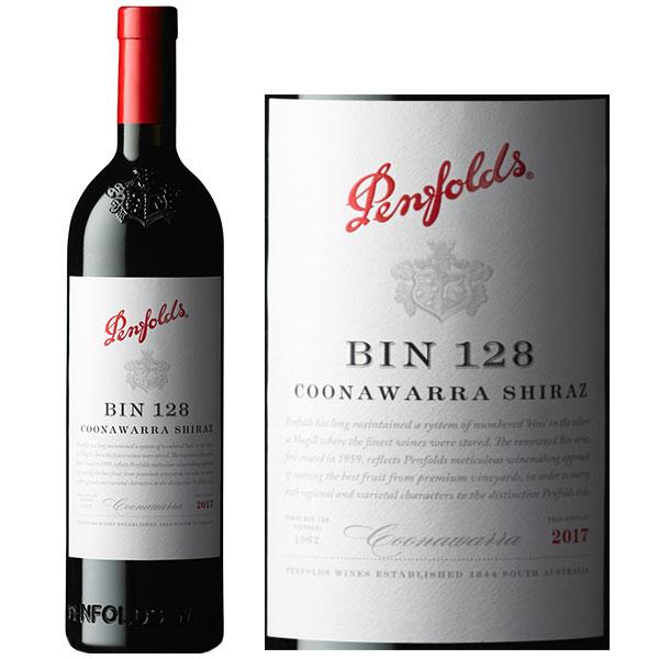 Rượu Vang Penfolds Bin 128 Coonawarra Shiraz