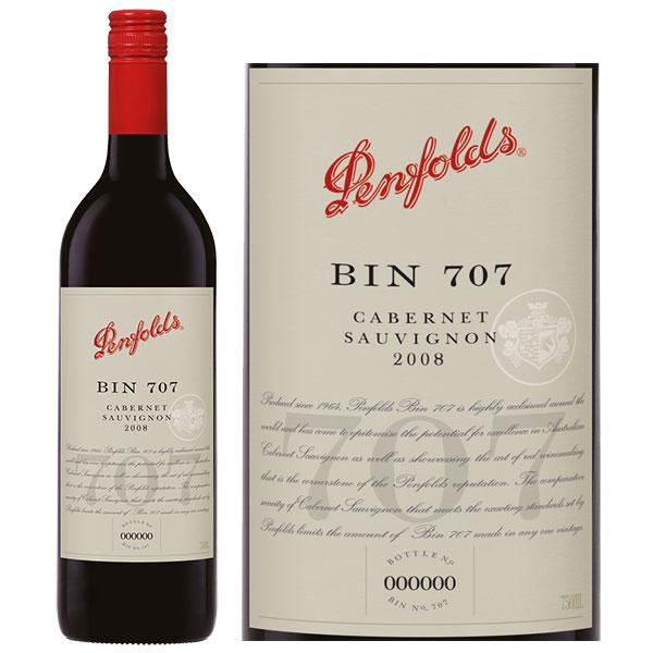 Rượu Vang Penfolds Bin 707 Cabernet Sauvignon