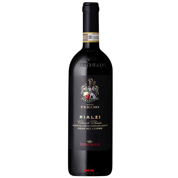 Rượu Vang Perano Rialzi Chianti Classico Gran Selezione
