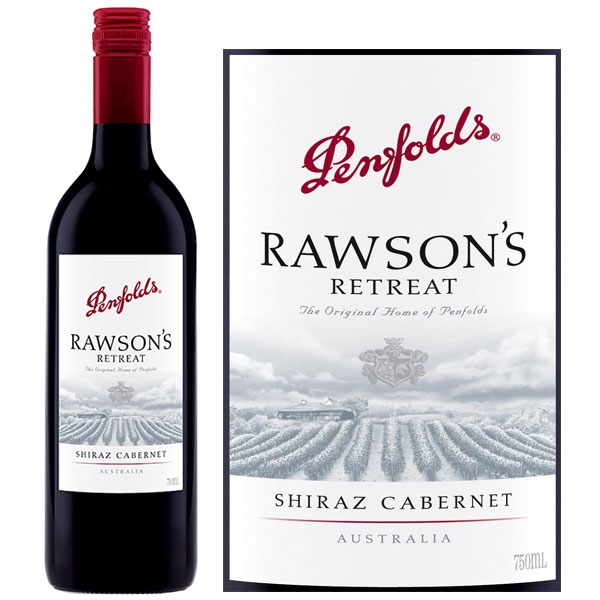 Rượu Vang Rawson's Retreat Shiraz Cabernet