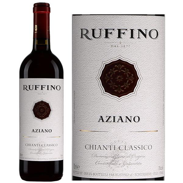 Rượu Vang Ruffino Aziano Chianti Classico