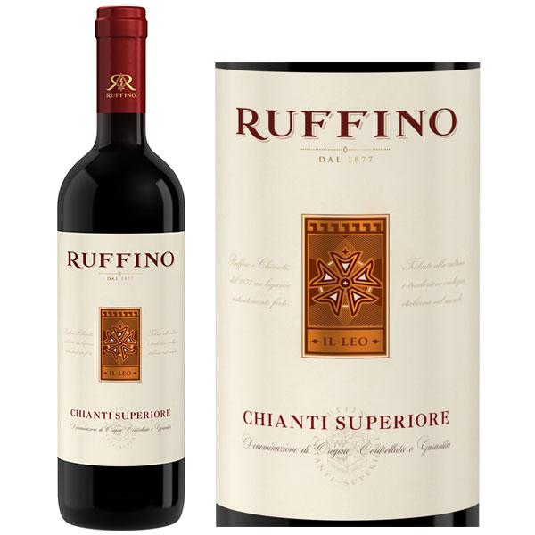 Rượu Vang Ruffino IL Leo Chianti Superiore