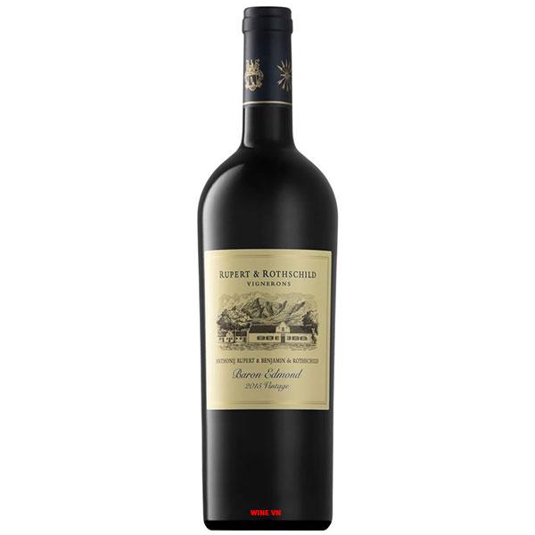 Rượu Vang Rupert & Rothschild Baron Edmond