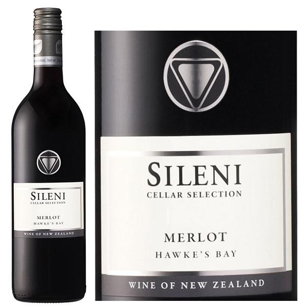 Rượu Vang SILENI Cellar Selection Merlot