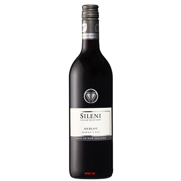 Rượu Vang SILENI Cellar Selection Merlot
