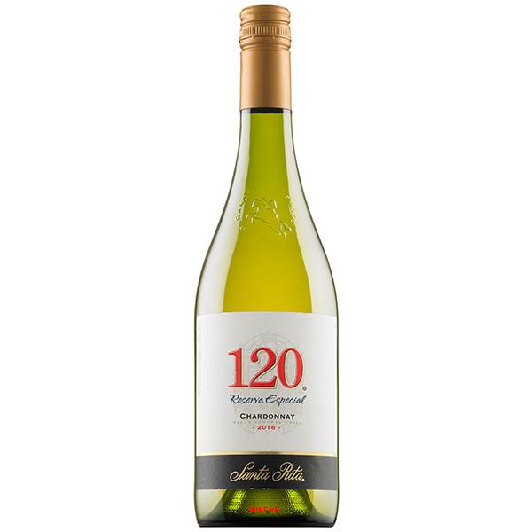 Rượu Vang Santa Rita 120 Reserva Special Chardonnay