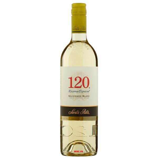 Rượu Vang Santa Rita 120 Reserva Special Sauvignon Blanc