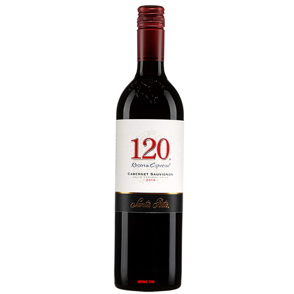 Rượu Vang Santa Rita 120 Special Reserva Cabernet Sauvignon