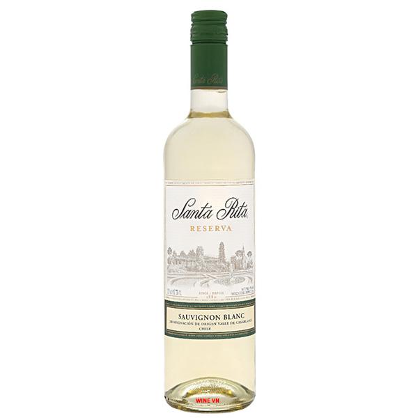 Rượu Vang Santa Rita Estate Reserva Sauvignon Blanc