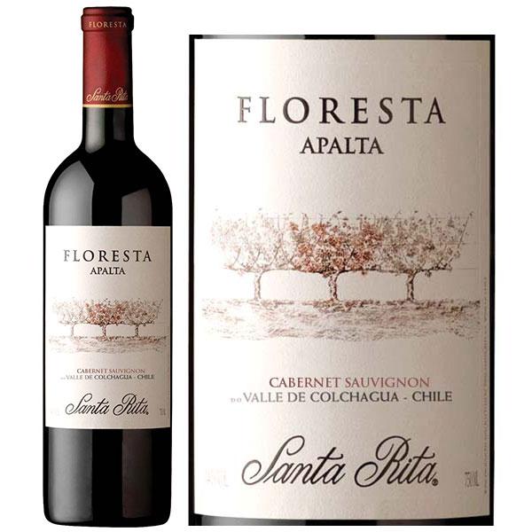 Rượu Vang Santa Rita Floresta Apalta
