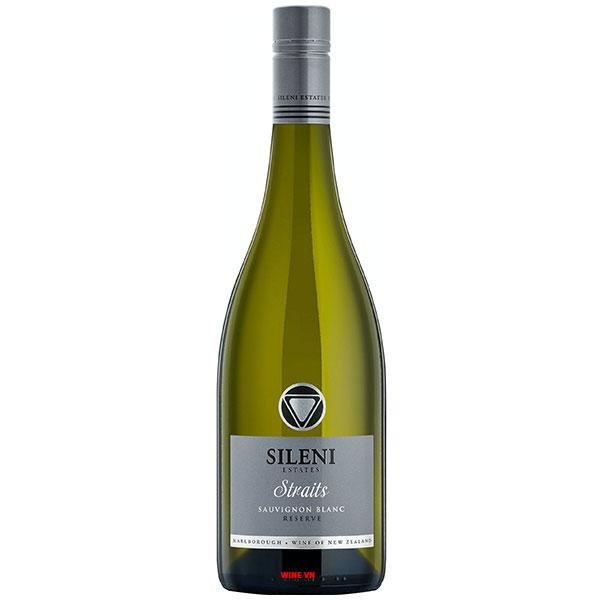 Rượu Vang Sileni Estate Straight Sauvignon Blanc