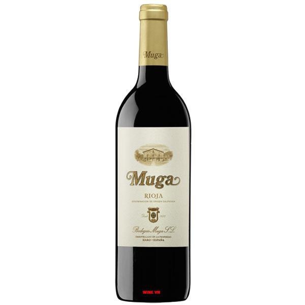 Rượu Vang Tây Ban Nha Muga Rioja Red