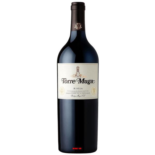 Rượu Vang Tây Ban Nha Muga Torre Rioja