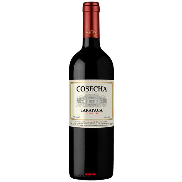 Rượu Vang Tarapaca Cosecha Carmenere