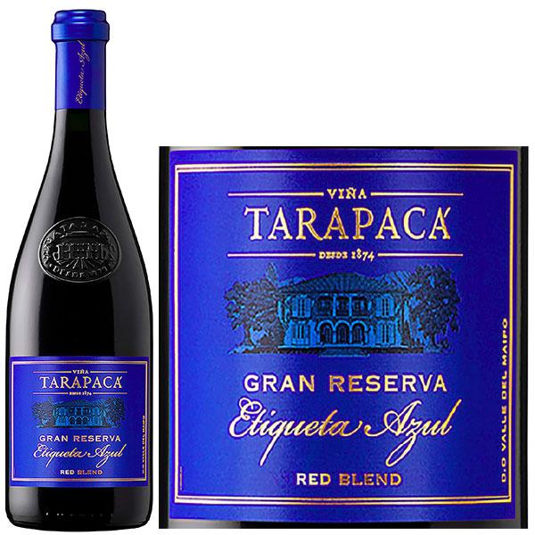 Rượu Vang Tarapaca Gran Reserva Blue Label