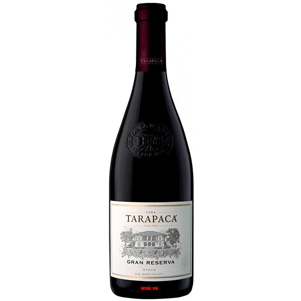Rượu Vang Tarapaca Gran Reserva Syrah