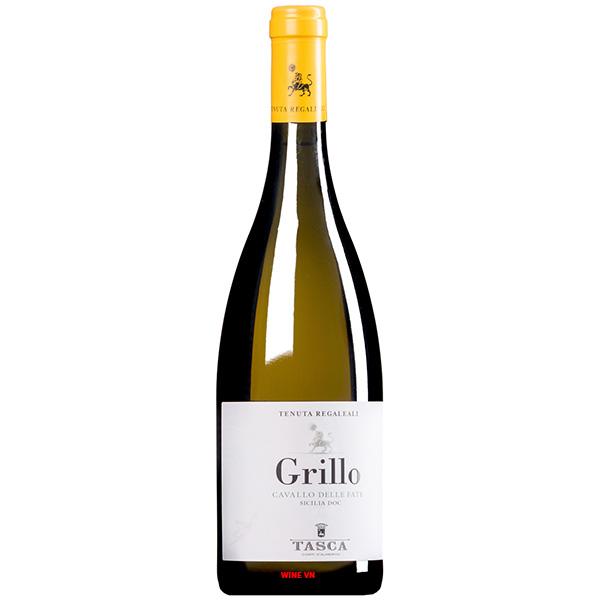Rượu Vang Tasca Grillo Cavallo Delle Fate