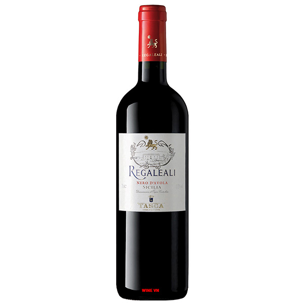 Rượu Vang Tasca Regaleali Nero D'Avola