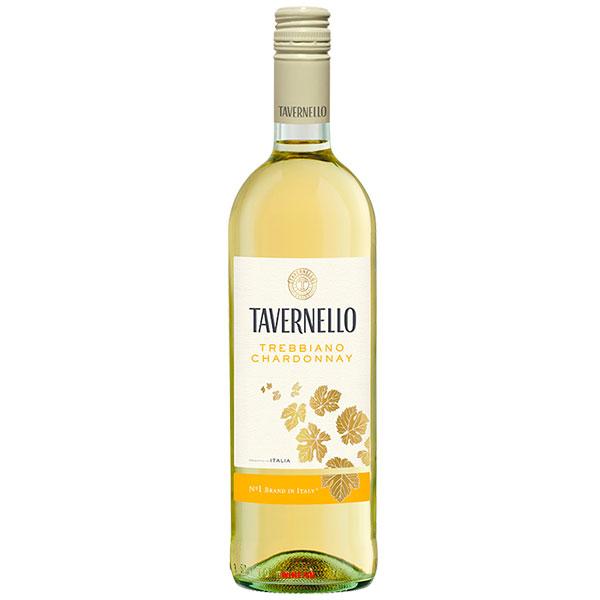 Rượu Vang Tavernello Rubicone Trebbiano Chardonnay