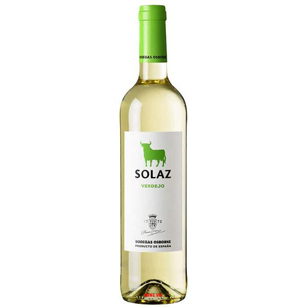Rượu Vang Trắng Bodegas Osborne Solaz Verdejo