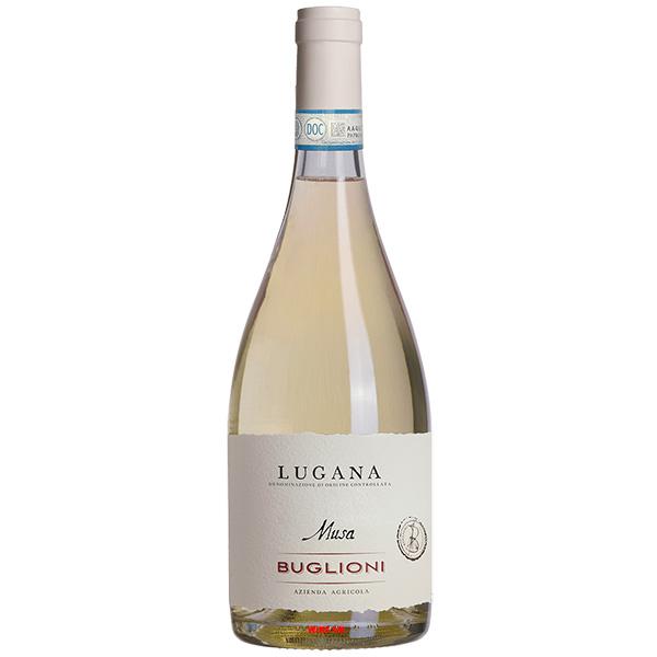 Rượu Vang Trắng Buglioni Lugana Musa