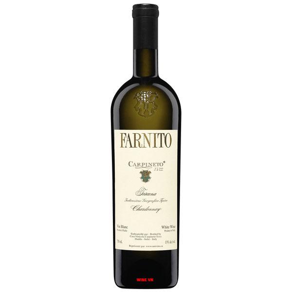 Rượu Vang Trắng Carpineto Farnito Chardonnay