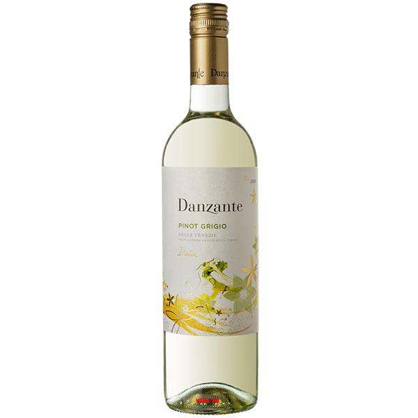 Rượu Vang Trắng Danzante Pinot Grigio