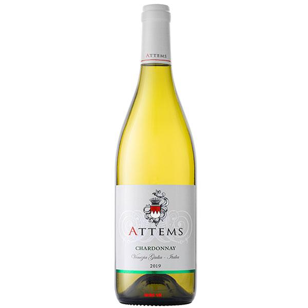 Rượu Vang Trắng Frescobaldi Attems Chardonnay