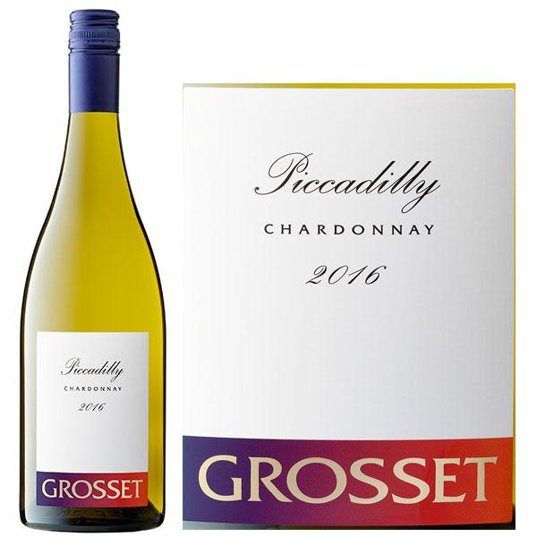 Rượu Vang Trắng Grosset Piccadilly Chardonnay