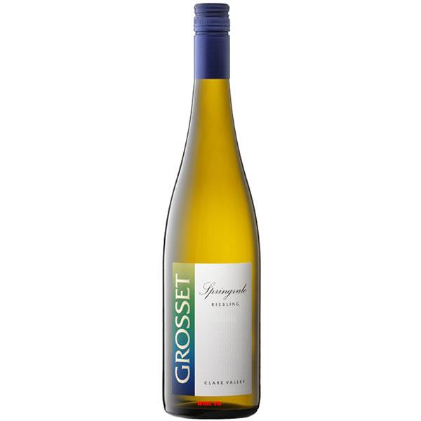 Rượu Vang Trắng Grosset Springvale Riesling