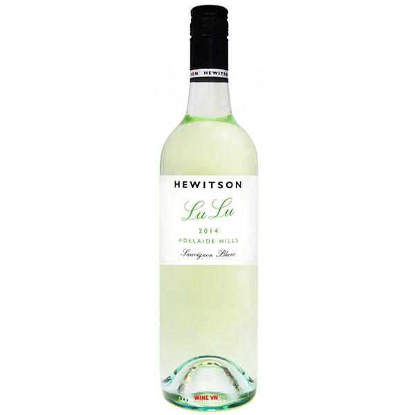 Rượu Vang Trắng Hewitson Lulu Sauvignon Blanc