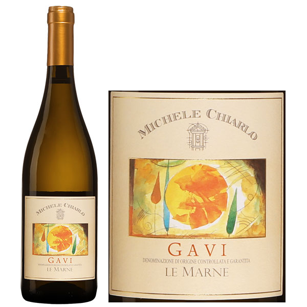Rượu Vang Trắng Michele Chiarlo Gavi Le Marne